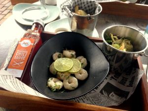Maike's Eetblog - food diary