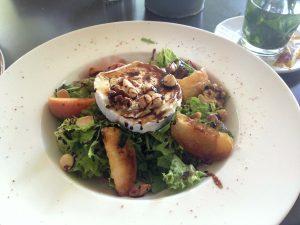 Geitenkaas salade - Maike's Eetblog