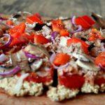 gezonde pizzabodem - Maike's eetblog